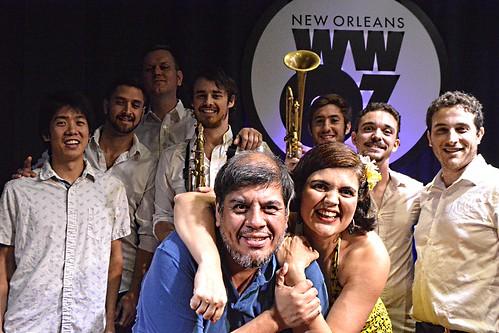 Mofongo with Jorge Fuentes - 10.22.18. Photo by Kichea S. Burt.