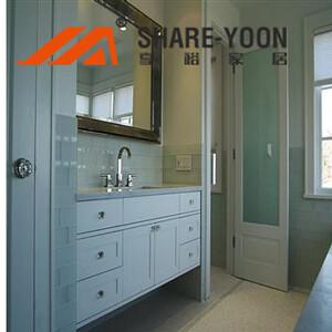 aluminum profile swinging door
