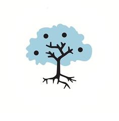 logo boom zonder ring