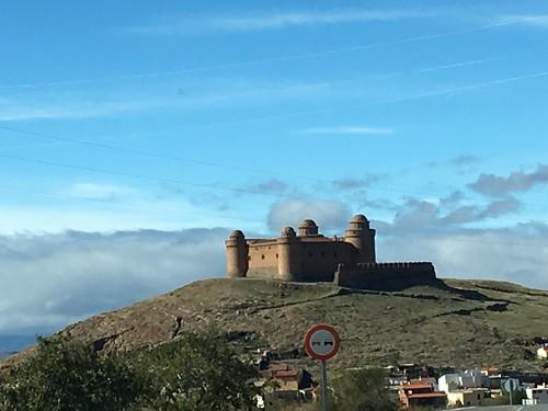 Calahorra#Andalousie# 🇪🇸 #