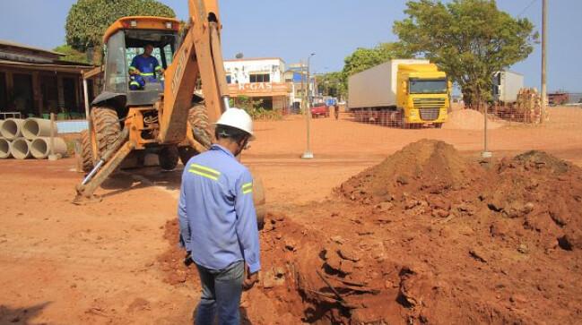 Vila Arigó começa receber serviços de urbanização; obra orçada em 2 milhões , Vila Arigó