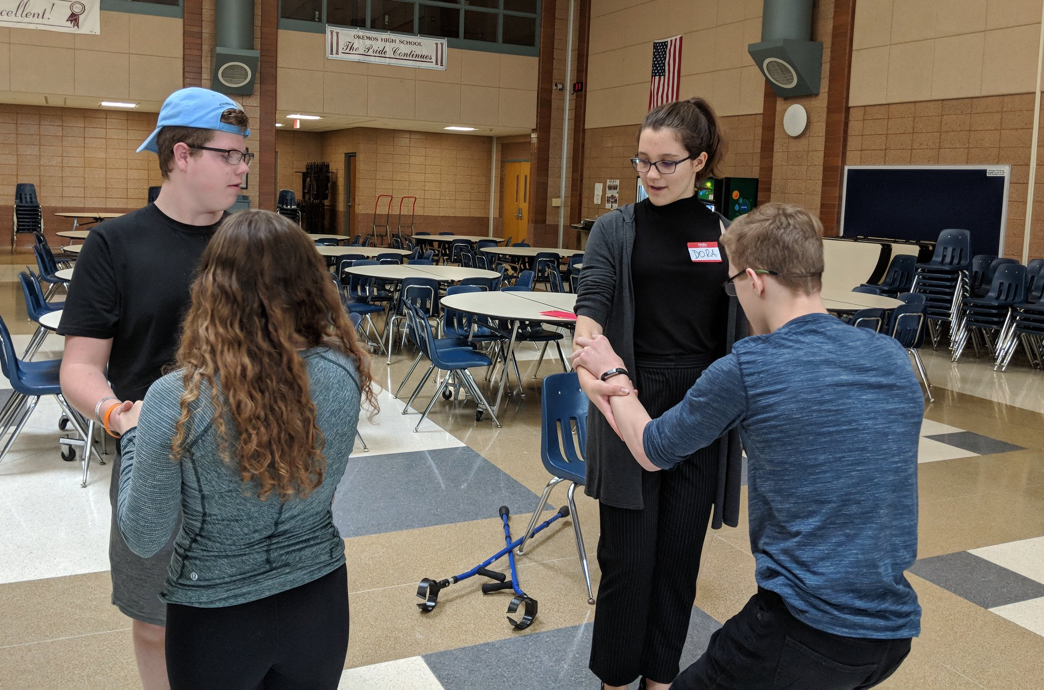 Local High Schooler Launches Dance Program For Physically Disabled Students