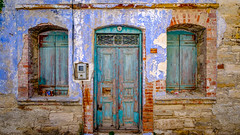 Katarraktis, Chios Island, Greece