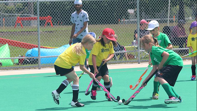 Calgary field hockey gets an assist from province