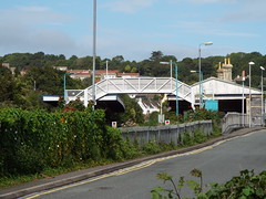 Tenby Train Station