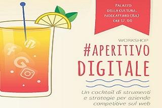 Noicattaro. aperitivo digitale front