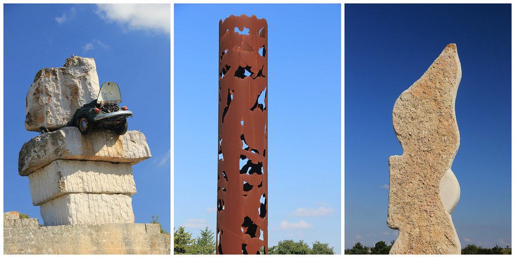 Sculpture Park, Matera