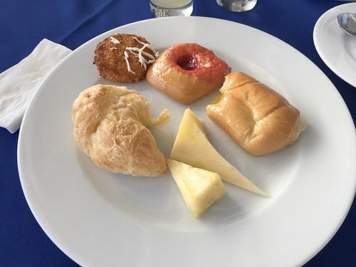 Be Live Marien Puerto Plata - Gebäck & Obst / Pastry & fruits