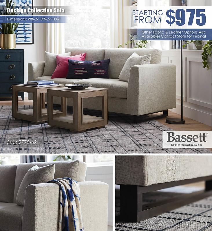 Decklyn Bassett Sofa_2775-62A