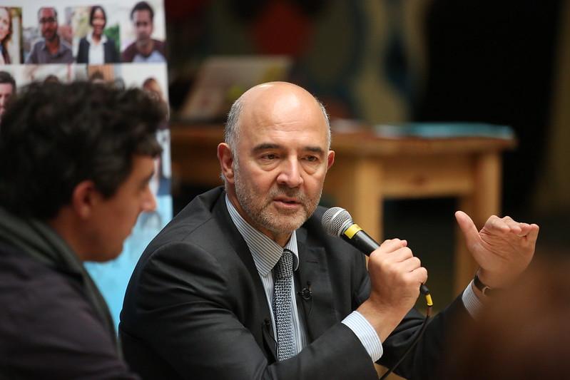 Rencontre avec Pierre Moscovici // Atelier Citoyen National // JOUR #2 // 26 Octobre 2018