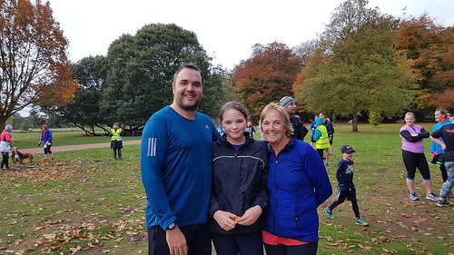 Normanby Hall parkrun #50