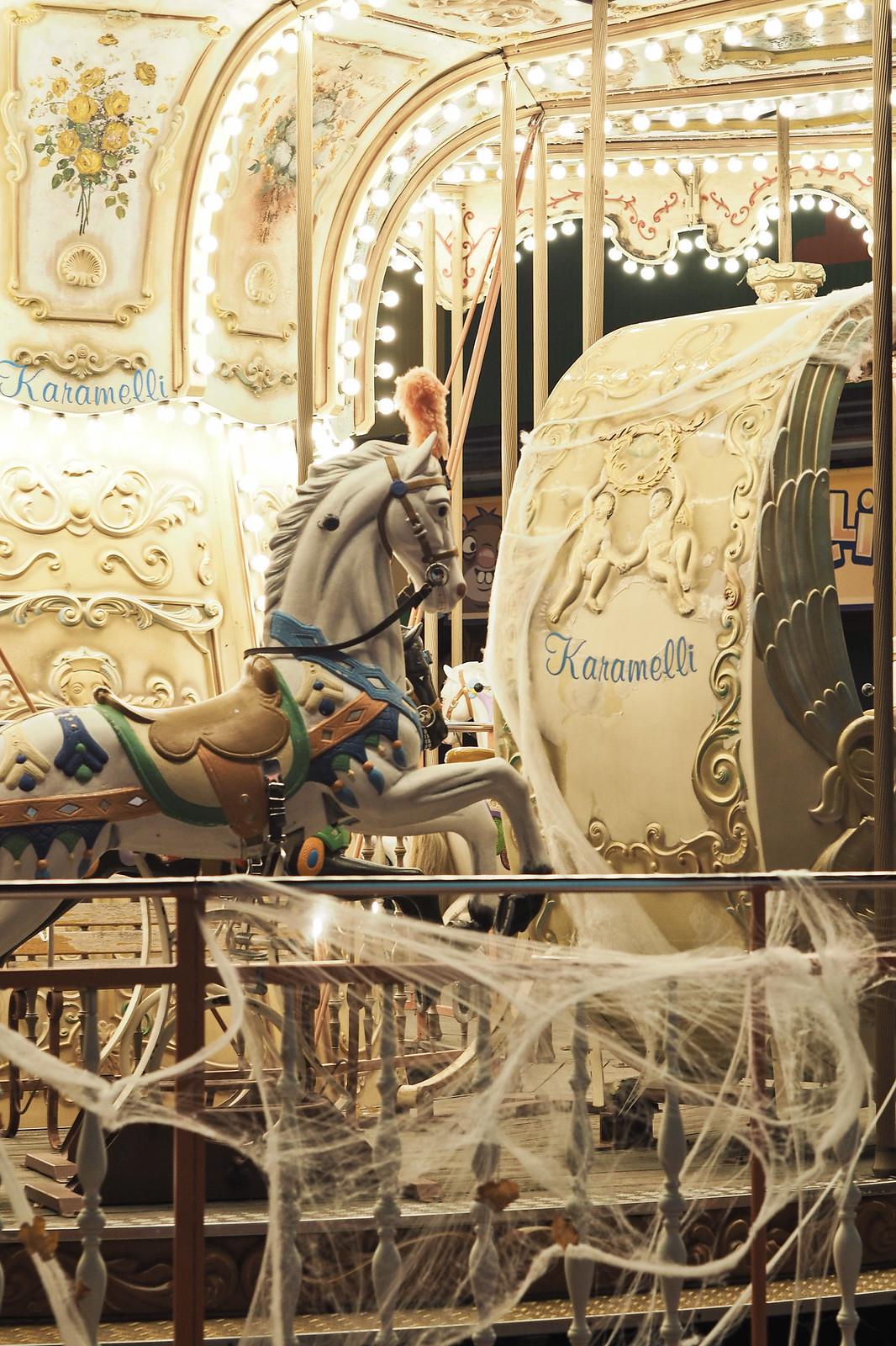 karmiva karnevaali karamelli