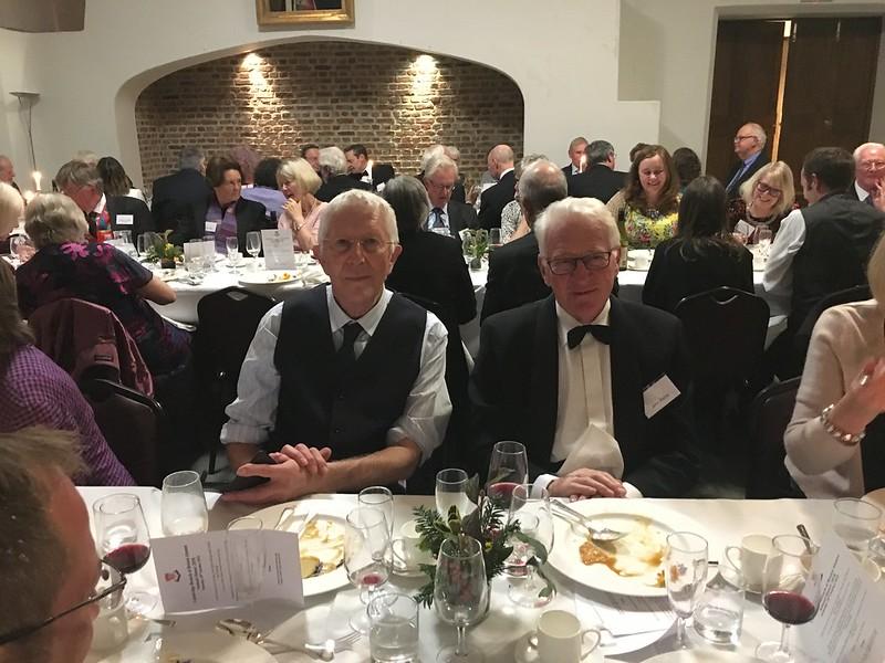 Cambridge Branch annual dinner 2018