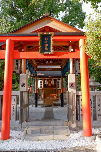 2018.10.27 生田神社 大海神社