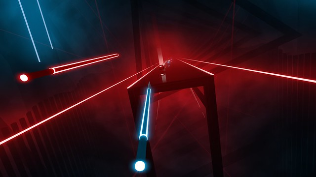 PS VR action-rhythm game Beat Saber release date confirmed