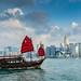 Sailing to Hongkong Island by *Capture the Moment*
