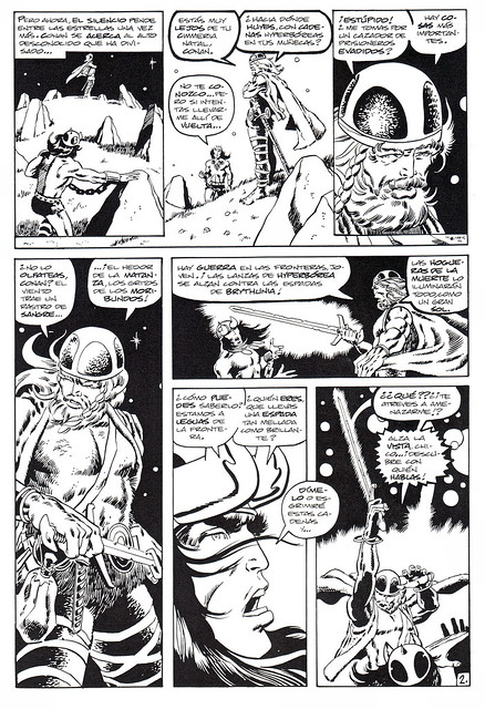 Conan de Roy Thomas y Barry Windsor Smith 01 -04- El Ocaso del Sombrío Dios Gris -02
