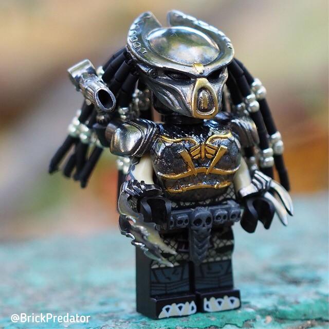 Fugitive Predator Lego Custom
