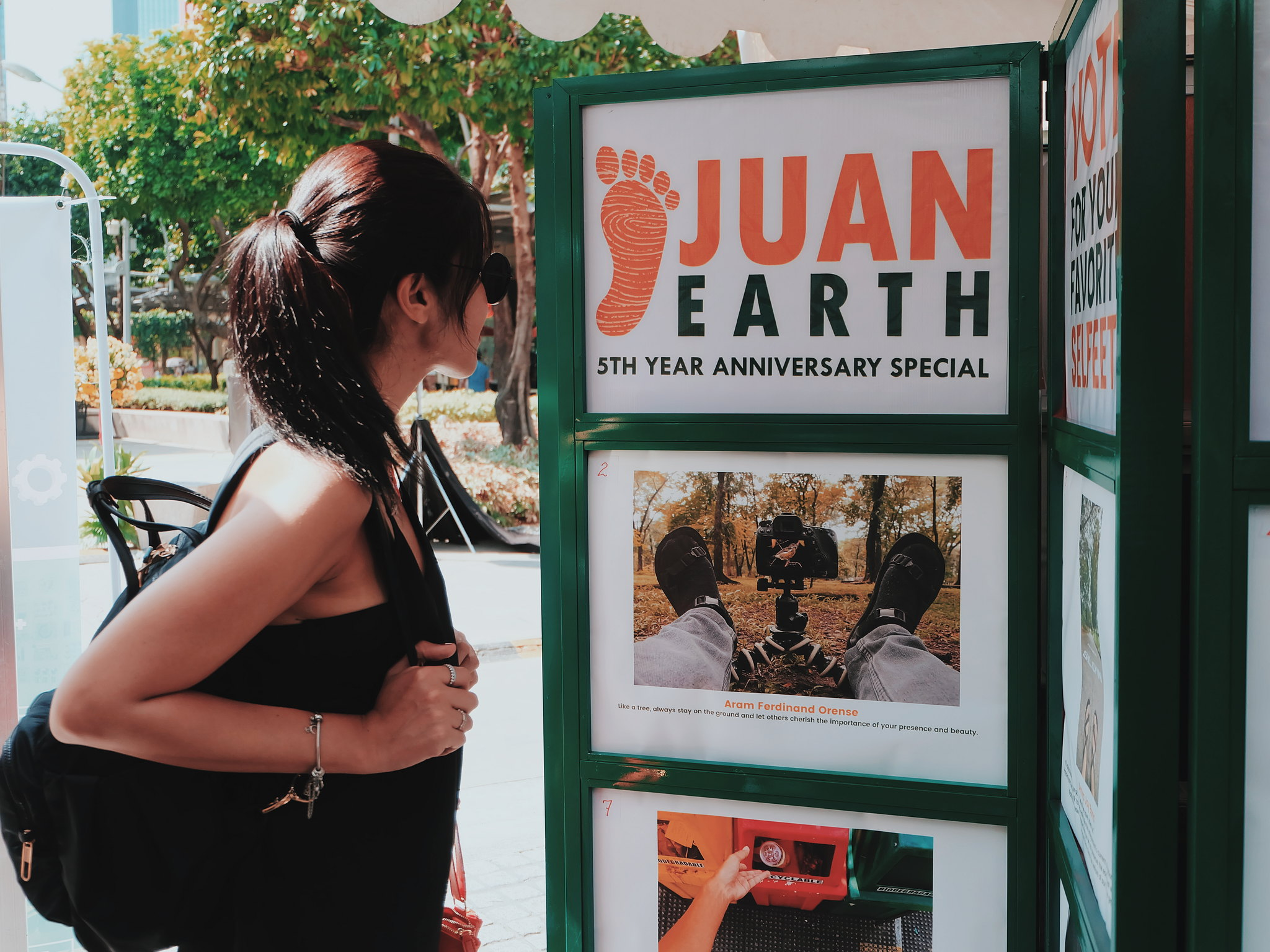 Juan Earth Event 5th Anniversary Celebration