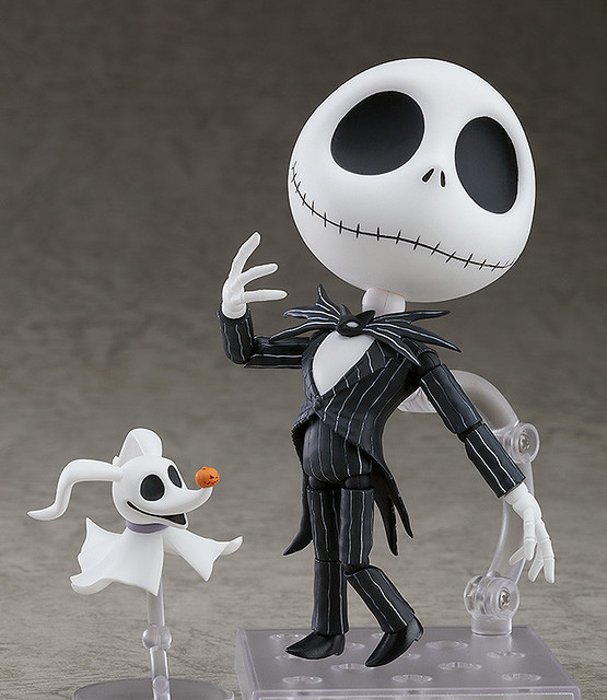(Updated) Nendoroid《The Nightmare Before Christmas》Jack Skellington Info Revealed!