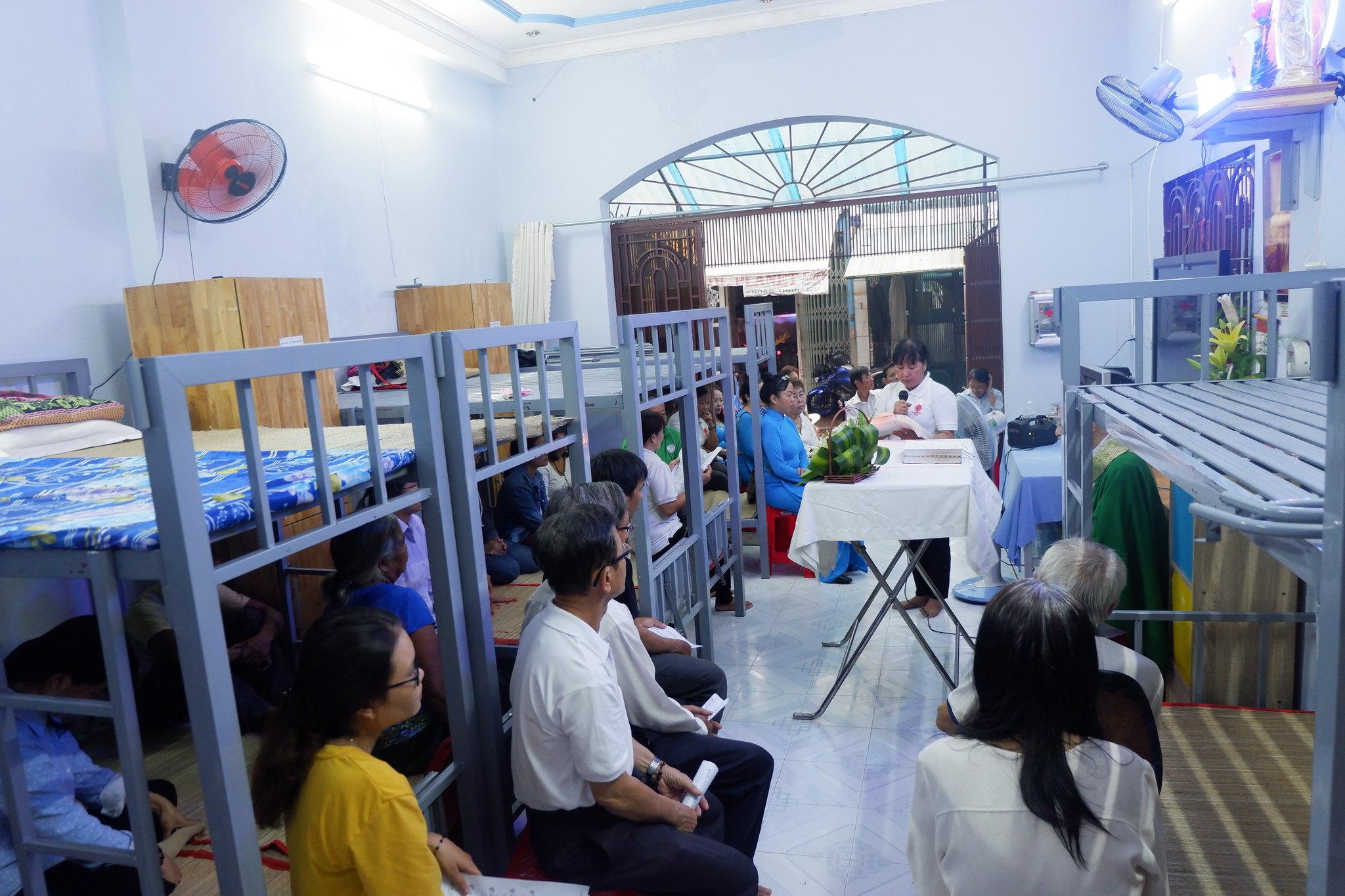 Mái Ấm Chí Hòa – Thánh Lễ Cầu Nguyện Cho Bệnh Nhân