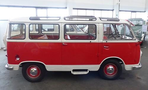 Ford Taunus Transit 67 BTO Bus 1967 bicolor r