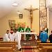 2018.10.19 – Rekolekcje dla młodzieży, Msza św. na rozpoczęcie
