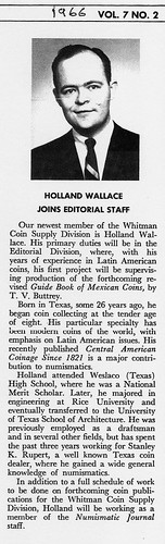 Holland Wallace article