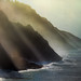 Crepuscular Coast by Harold Davis