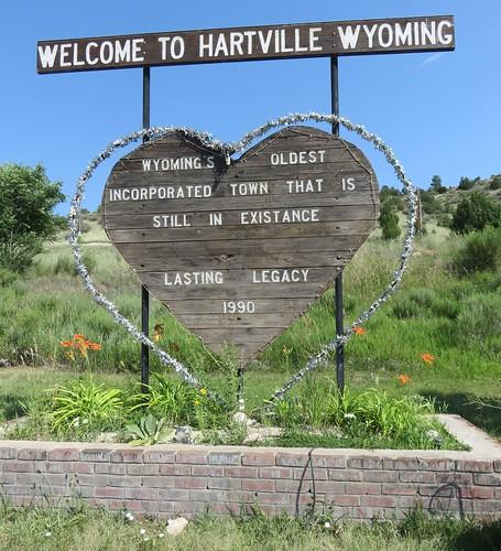 Welcome to Hartville Sign (Hartville, Wyoming)