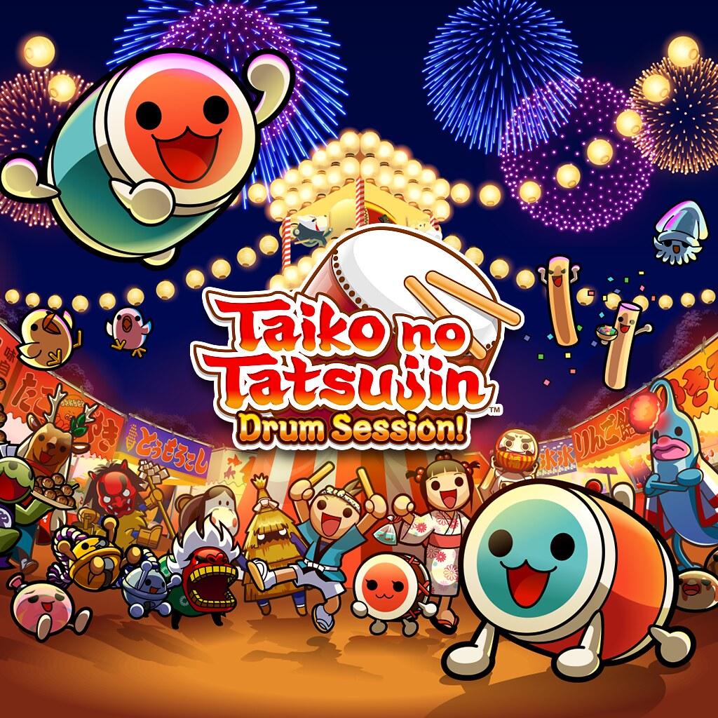 Taiko no Tatsujin Drum Session