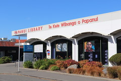 Papanui Library