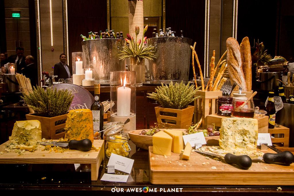 Culinaria: A Night of European Gastronomy (Photo Essay)