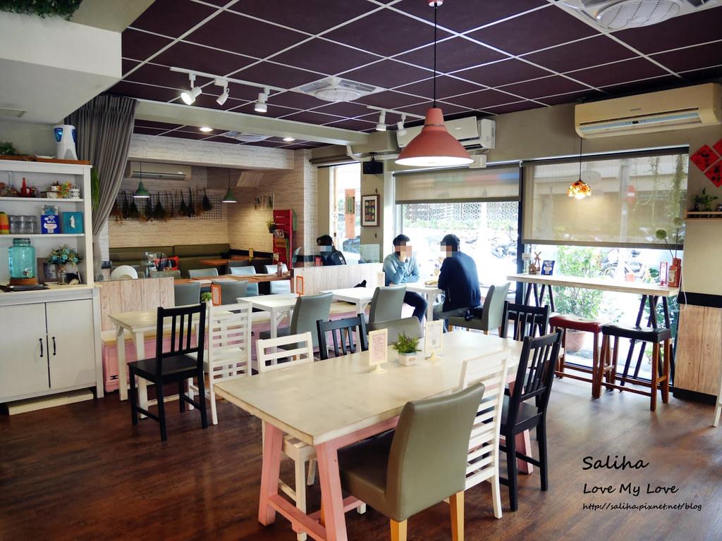 台北行天宮站附近餐廳美食咖啡館早午餐推薦遇見美好下午茶蛋糕 (2)