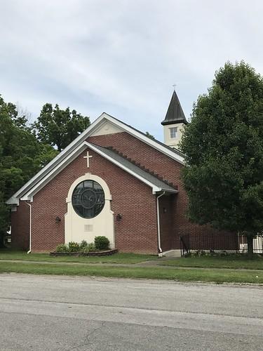 First Presbyterian Church of Paoli Indiana 1 exterior
