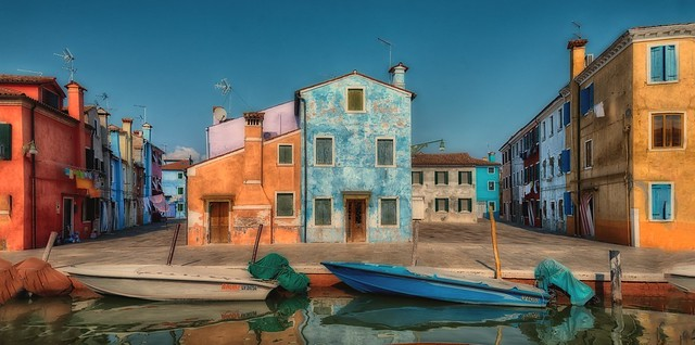 A quiet place in Burano