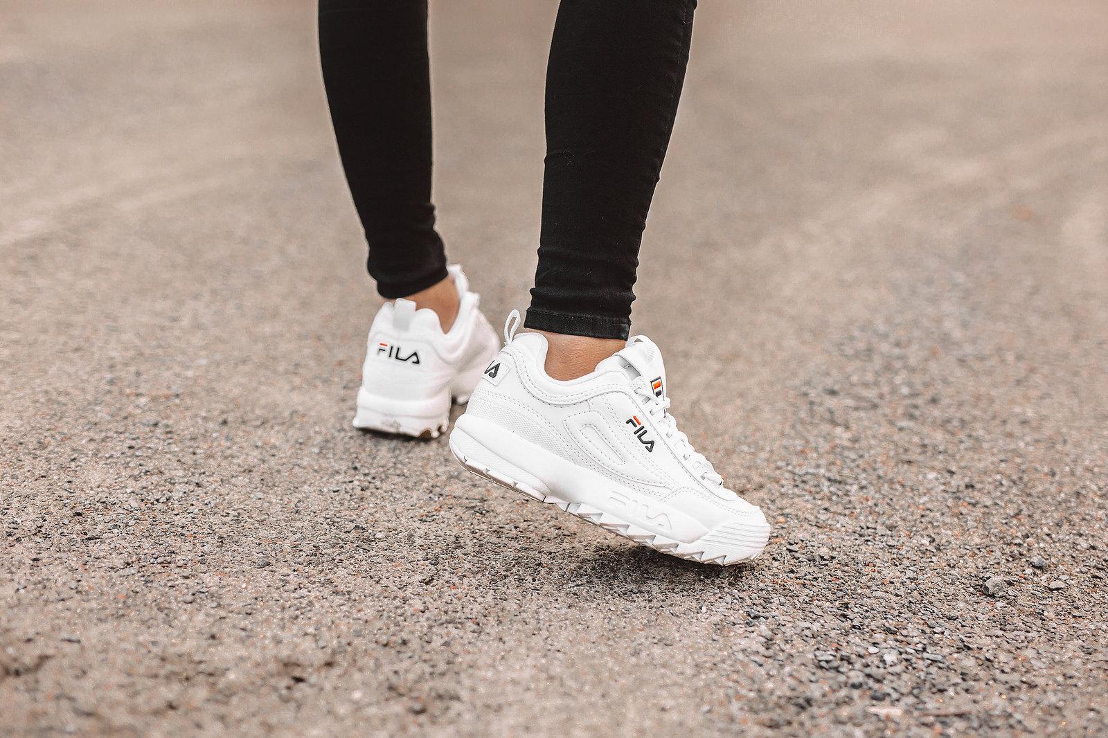 fila kengät