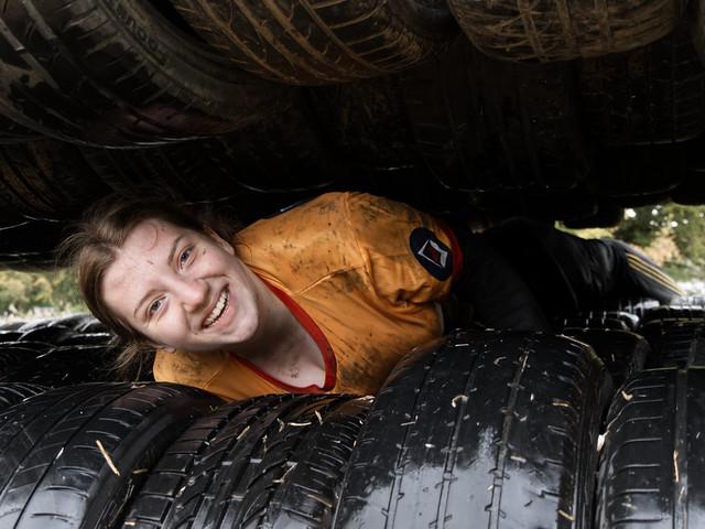 Katie tyres, Panasonic DC-G9, LUMIX G VARIO 14-140mm F3.5-5.6