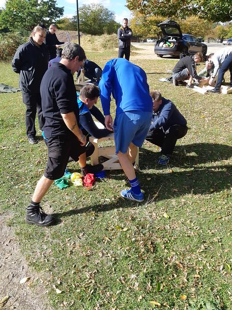 Teambuilding Richmond Park