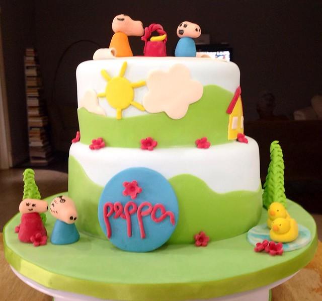 Cake by Artisan Bakery