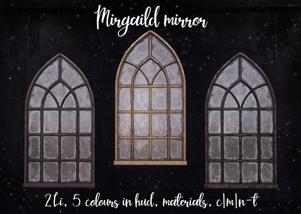Mirgaild mirror @Swank