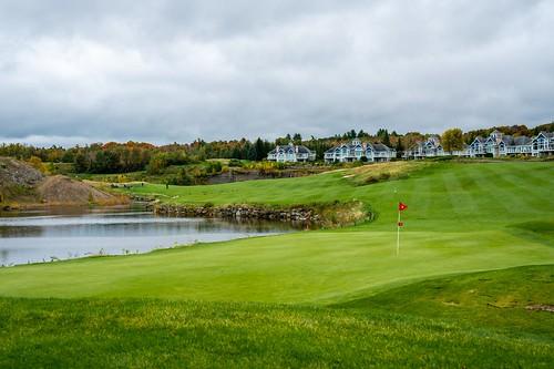 michigan golf