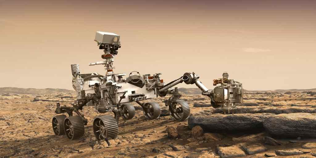 Le prochain rover pourrait explorer d'anciennes sources minérales