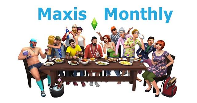 Próximo Maxis Monthly no Dia 6 de Novembro