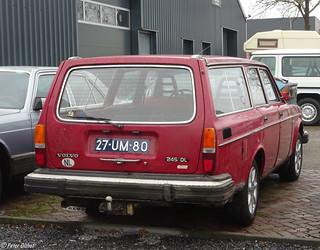 1978 Volvo 245 DL