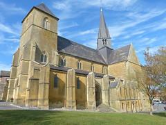 L'église Saint-Médard de Grandpré 10.2018