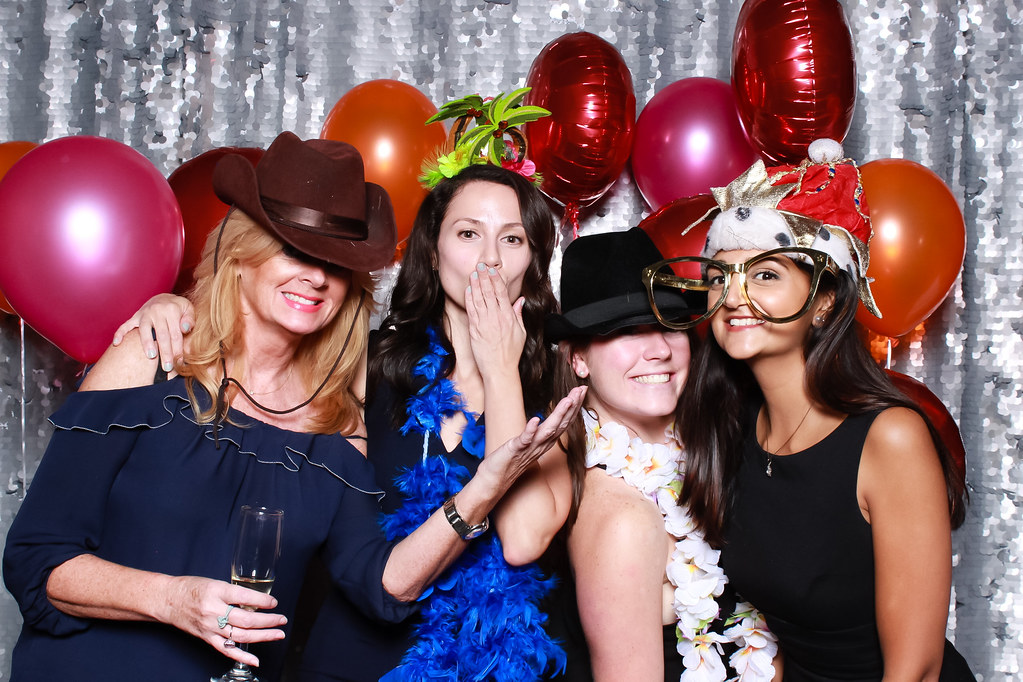 2018 POP Party Photobooth