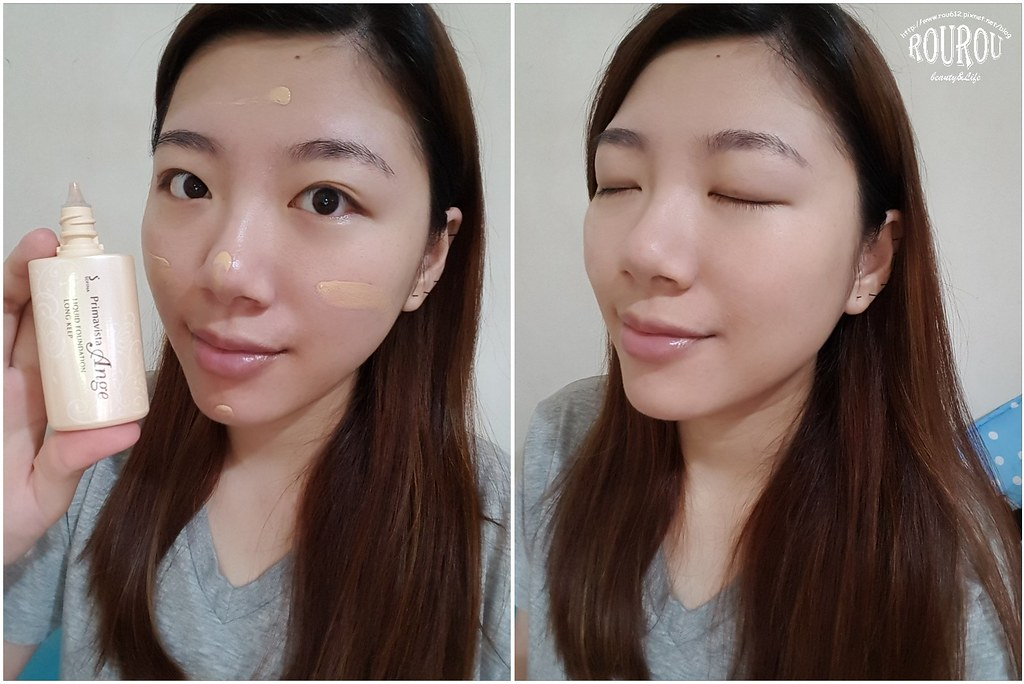 SOFINA輕妝綺肌長效粉底液(進化版)8
