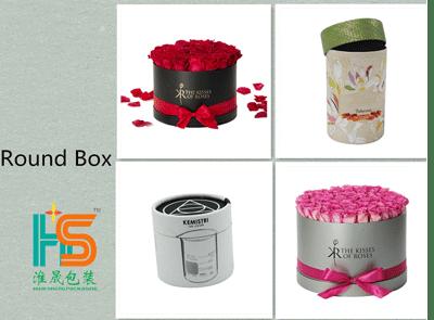 huaisheng round box