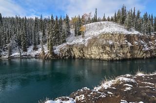 Miles Canyon, Yukon Territory